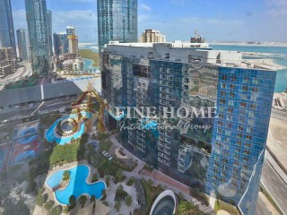 Ready to Move ! Pool & Sea View Apartment