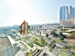 Sea View   High-floor 1 BR with Pool + GYM