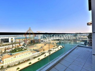Sea View | 0 Commission 2BR w/ Maids Rm + Balcony