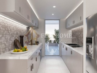 2 Bedroom, Type A with Boulevard view in Masdar!