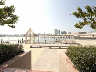 Enjoy Soothing Sea View in this 1BR Apartment