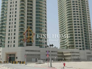 SEA View ! 1 BR.+ Balcony in Beach Tower