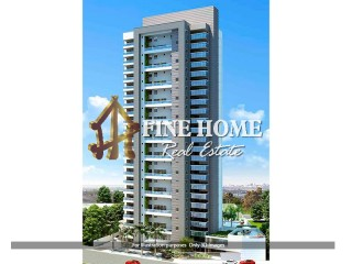 For Sale Tower   17 Floors    34 Apartments
