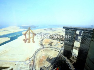 AMAZING HIGH FLOOR ! 1 BR WITH FULL SEA VIEW