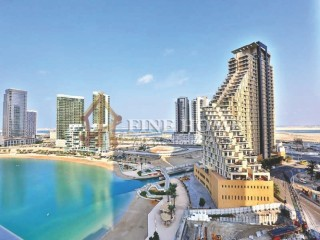 SEA VIEW ! 2BR Apartment in Mangrove place