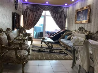 Apartment for Rent - Two Bedroom in Ajman One Tower, Al Sawan
