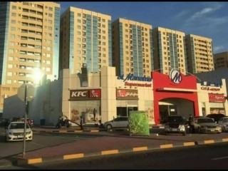 Two Bedroom Apartment for Rent in Mandarin Towers, Ajman, Garden City