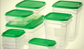 Food storage box, set of 16 pcs