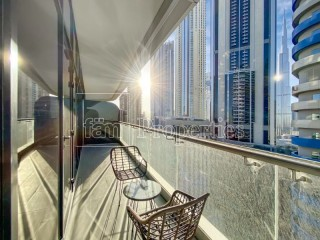 Picturesque View of Burj Khalifa | Luxury Amenities | 2 Mins to Dubai Mall