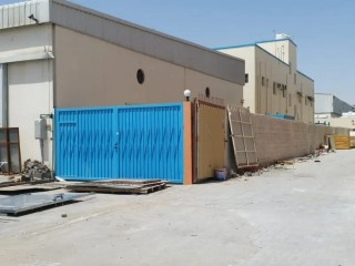 Labor Camp available for Rent in Al Jurf 1, Ajman