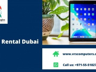 Rent an iPad for a Day in Dubai UAE