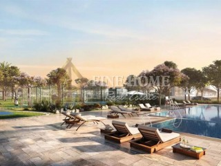 Own a Piece of Land in Yas Island, and Build your Home