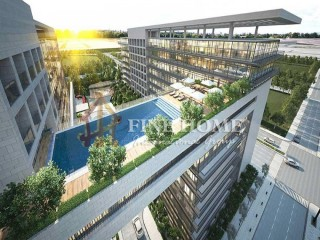 Huge Layout Studio with Balcony & City View