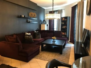 Furnished Two Bedroom Apartment for Rent in Lago Vista C, Dubai Production City (IMPZ), Dubai