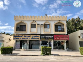 2 BEDROOM AND HALL FLAT IN AL MANAKH AREA ALONG THE KUWAITY ROAD