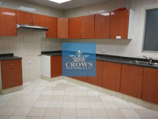 2 Bedroom Hall w/ big kitchen, maid's room and panoramic city view in Corniche Tower Ajman