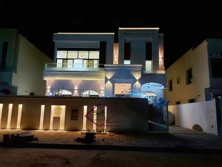 5 Bedroom Villa For Sale  Al Aaliah, Ajman