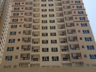 Brand new 1 Bedroom Hall, 264K on payment plan and FEWA elec. in Fortune Rersidency in Emirates City