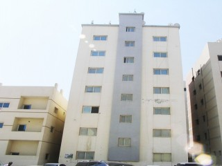 STUDIO FLATS WITH SPLIT A/C IN BUTEENA AREA