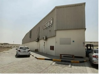 Warehouse for Rent in Al Sajaa Industrial Area, Sharjah