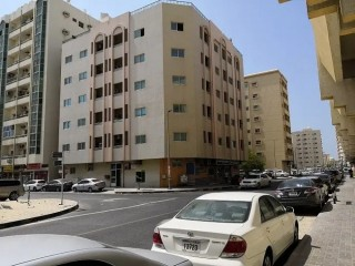 Two Bedroom Flat for Rent in Butina Building 2, Sharjah