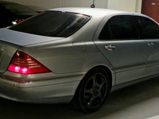 2005 Mercedes S350 LWB doctor driven car for sale