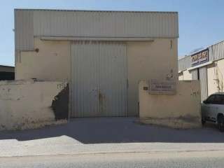 Warehouse for Rent in Industrial Area 17 - Sharjah