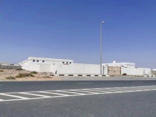 Open Land and Shed for Rent in Al Sajaa, Sharjah