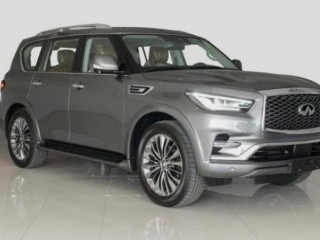 Infiniti QX80 (Export Only)