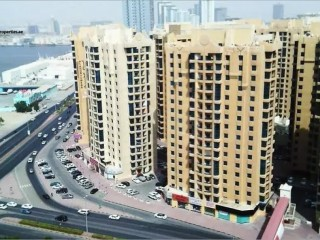 2 Bedroom Hall For Sale In Al Khor Towers, Ajman Downtown, Ajman