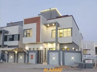 Two-storey Four Bedroom Villa available for Sale in Al Yasmeen, Ajman