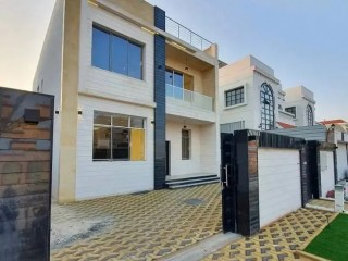 VIP finishing Five Bedroom Villa for sale in Al Mowaihat 2, Ajman