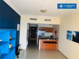 Studio Apartment for Rent in Ras Al Khaimah, Al Hamra Village, Al Hamra Marina Residence