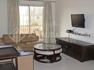 Fully Furnished One Bedroom Apartment for Sale in Golf Apartments, Ras Al Khaimah, Al Hamra Village