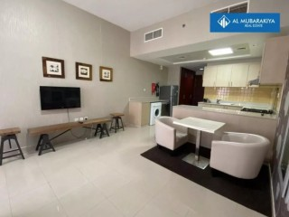 Furnished Studio Apartment for Rent in Fayrouz, Ras Al Khaimah, Al Marjan Island, Bab Al Bahar