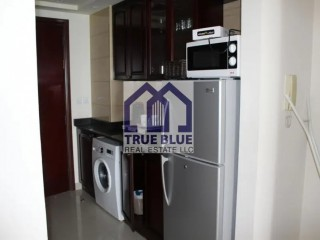 Furnished Studio Apartment for Rent in Royal Breeze Apartment, Al Hamra Village, Ras Al Khaimah