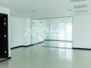 Fully Fitted Office w/ Pantry|High floor