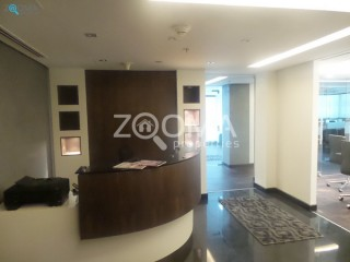 Fitted Office | Furnished | Amazing View