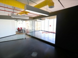 One Month Free | Fitted Partitioned Office | Vacant