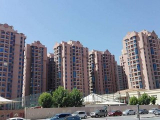 2 BEDROOM HALL AVAILABLE FOR RENT IN AL NEAUMIYA TOWER